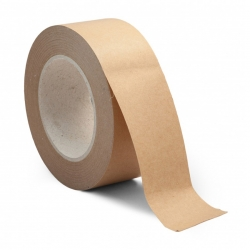 Упаковочная лента Schuy 161 бумажная, 190мкр