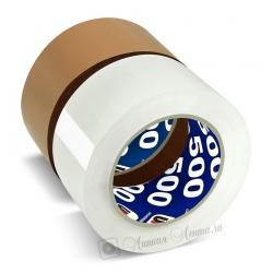 Упаковочная лента UNIBOB500 на основе полипропилена, 43мкр