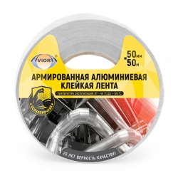 Алюминиевая лента AVIORA армированная, 85мкр