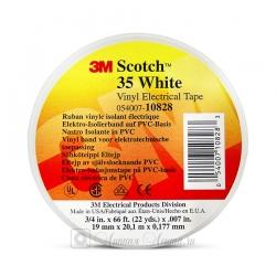 Изолента ПВХ 3M Scotch 35 морозостойкая, 178мкр