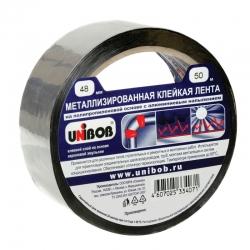 Металлизированная лента Unibob с алюмин. напылением, 50мкр