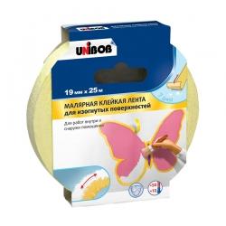 Малярная лента UNIBOB для изогнутых линий