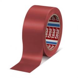 Сигнальная лента tesa 60760 для разметки и маркировки, 150мкр