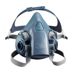 Полумаска 3M 7500-серия для защиты органов дыхания