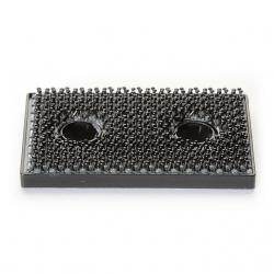 Пластиковая площадка DUOTEC 75468 «Грибок» под два винта