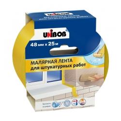Малярная ПВХ лента UNIBOB для штукатурных работ