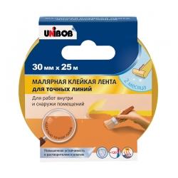 Малярная лента UNIBOB для точных линий