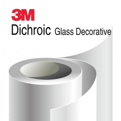Пленка 3М Dichroic для стекла, Полупрозрачный Хамелеон