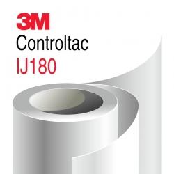 Графическая пленка 3М Controltac IJ180, 3D пов., Среднесрочная
