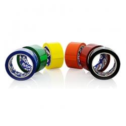 Упаковочная ПП лента UNIBOB600, Цветная, 45мкр